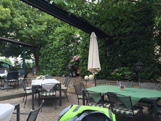 Kallstadt, Alemania: Wunderschöner alter Garten in sehr ruhiger Lage am Ortsrand
