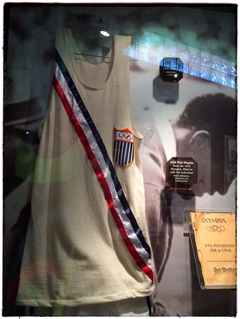 Moulton, Αλαμπάμα: 1936 USA Olympic T&F Uniform