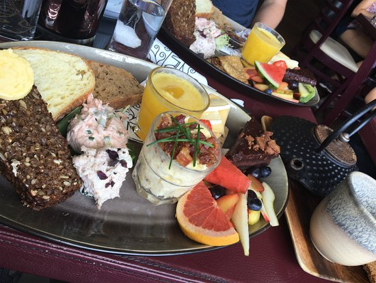 Cafe Norden: Brunch