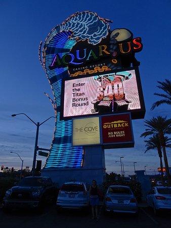 Aquarius Casino Resort Photo
