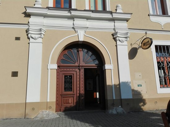 Uherske Hradiste, Tjeckien: Good beer