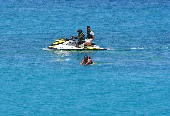 St. George, Bermuda: Back in the water