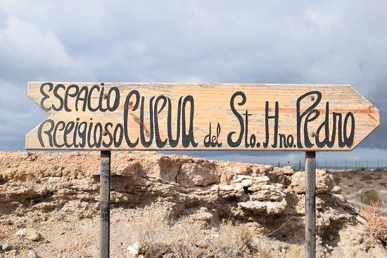 Granadilla de Abona, Ισπανία: Cueva del Santo Hermano Pedro