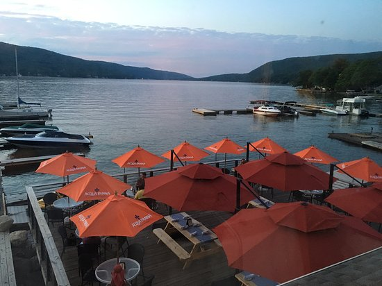 Greenwood Lake, NY: Outdoor Dining