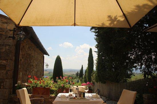 Hotel Belvedere Di San Leonino: Lunch