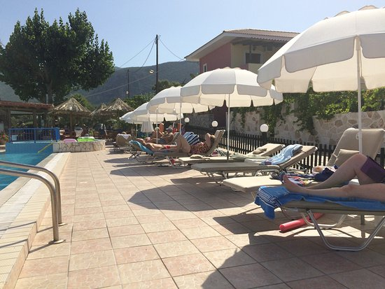 Paradise Apartments on the Beach (Alykes, Greece) - Inn ...