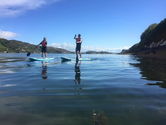 Summer SUP Cork: glassy