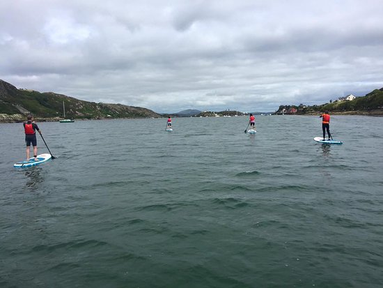 Crookhaven, Irland: down wind race
