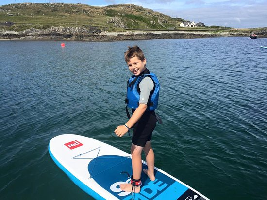 Crookhaven, Irland: summer camps