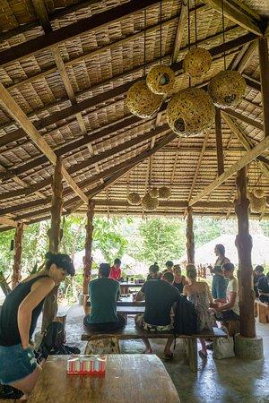 Phang Nga, Tailandia: The 'welcome' hut