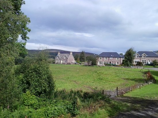 Crieff Hydro Hotel and Resort: Views from the lodge