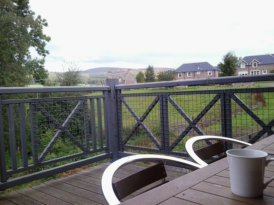 Crieff Hydro Hotel and Resort: Balcony