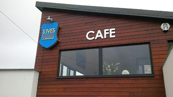 St Ives Brewery Cafe