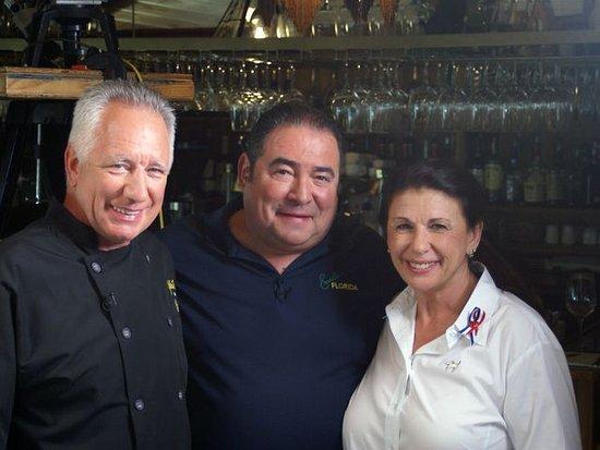 Malabar, FL: Emeril, Stuart & Nancy