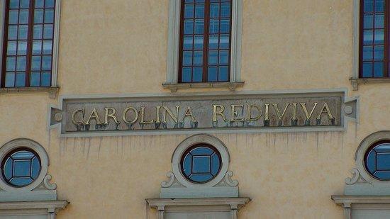 Uppsala - Carolina Rediviva