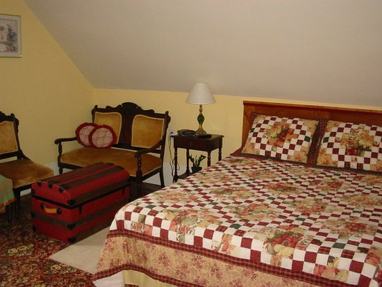 Port Hawkesbury, Canada: B&B guest room