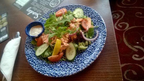 The Sennockian: Salmon Salad