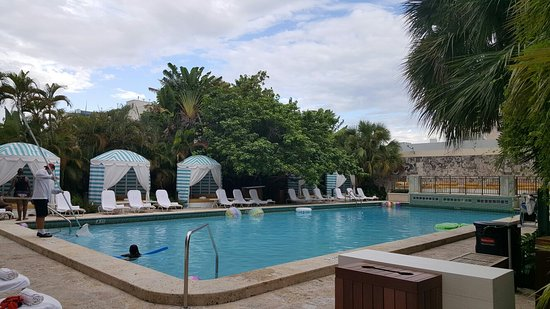 Hall Hotel South Beach The A Joie De Vivre