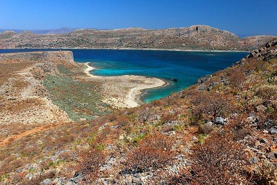 Gramvousa, Griekenland: wspinaczka