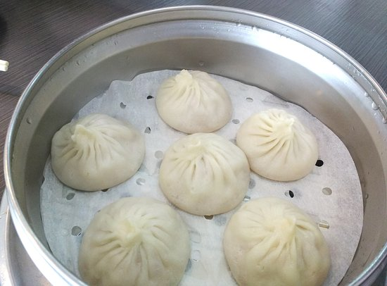 Shanghai Morning Restaurant: XLB= xiao long bao or pork soup steamed dumplings
