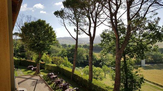 Camerino, Italien: Villa Fornari il Top.
