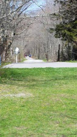 Brighton, Kanada: bike trails