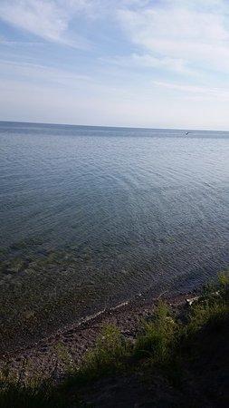 Brighton, Kanada: a good day for the lake