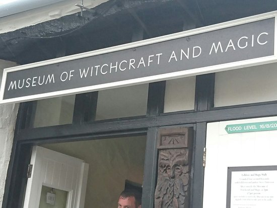 The Museum of Witchcraft照片