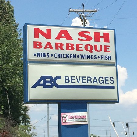 Decatur, AL: Nash BBQ