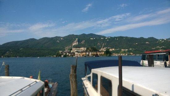 Lake Orta Photo