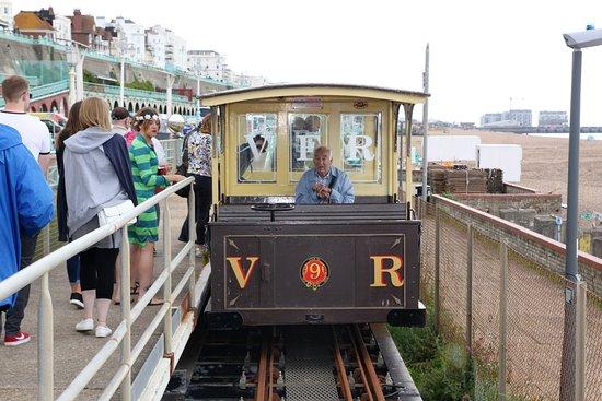Volk's Electric Railway : Volk's Electric Rail