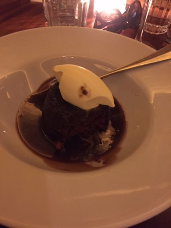 Hawksmoor Seven Dials: It's not just steak - the puddings are amazing too!