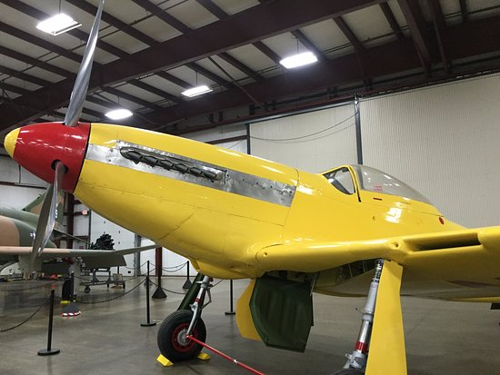 Windsor Locks, CT: P-51 Mustang