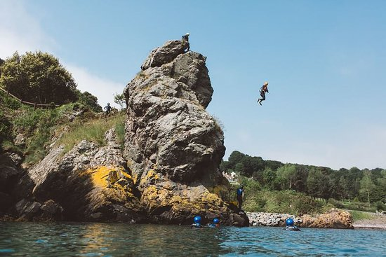 St. Martin, UK: Coasteering Jersey