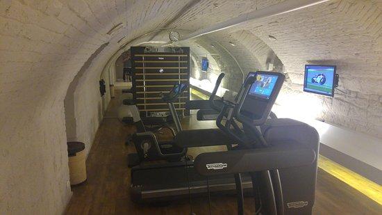 Casati Budapest Hotel: Fitness Room