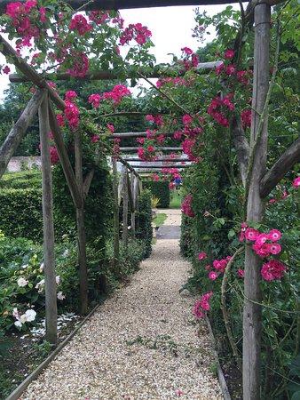 Ston Easton, UK: The gardens