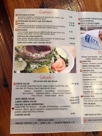 Saint Matthews, KY: Little Greek Fresh Cafe