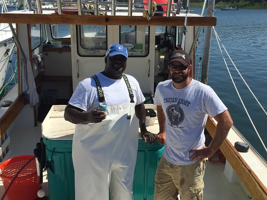 Best fishing day ever with capt dan double d for Best fishing days