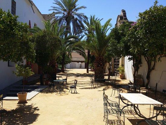 Terraza Del Restaurante Picture Of Monasterio De San