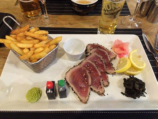 Les Gets, France: Tataki reussi !