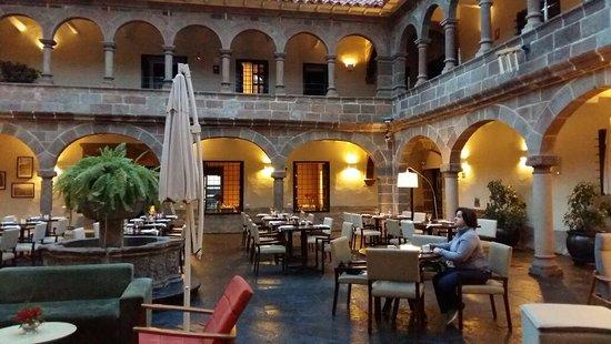 Novotel Cusco : Patio Interno