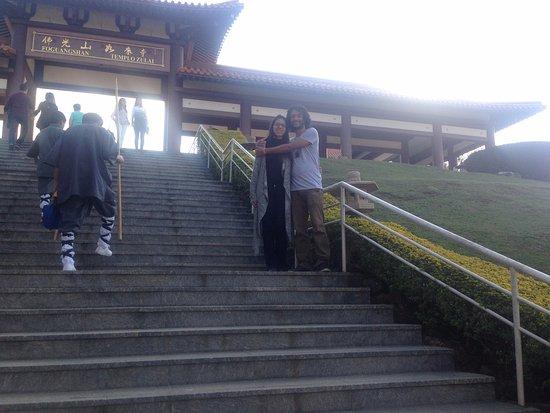 Cotia, SP: Templo Zu Lai
