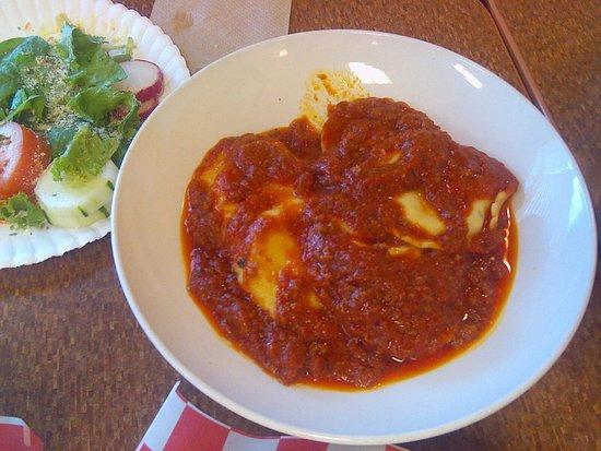 Ada, OK: Still great pasta & salad! Best in town.