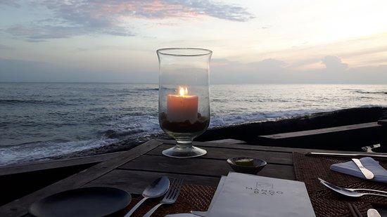 Mango Bay Resort: restaurante