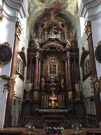 Graz, Österreich: L'altare principale
