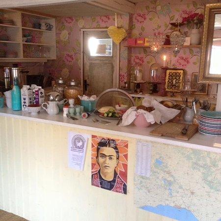 Loderup, Suécia: Frukostbuffé