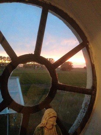 Loderup, Suécia: Utsikt från rummet