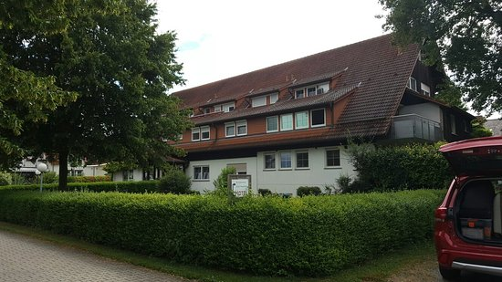 Apartments & Hotel Kurpfalzhof: 20160713_101716_large.jpg