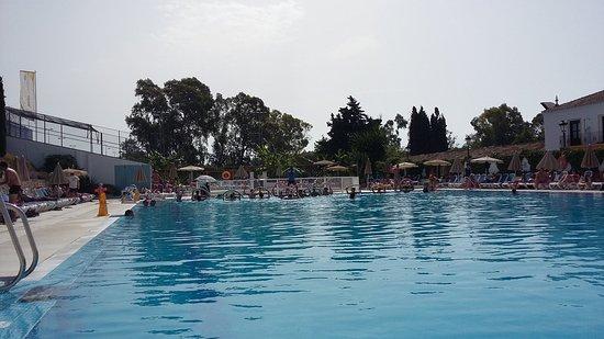 Bilde fra Globales Pueblo Andaluz