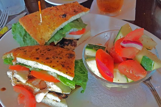Frank Guido's Little Italy: Her Super Italian Chicken Sandwich